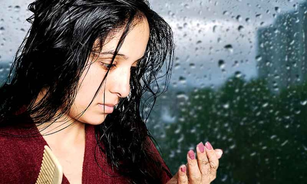 prevent your Monsoon hair fall