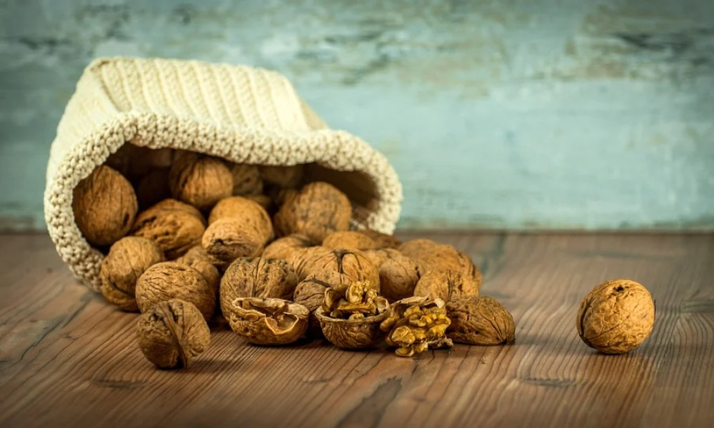 walnut for greater longevity