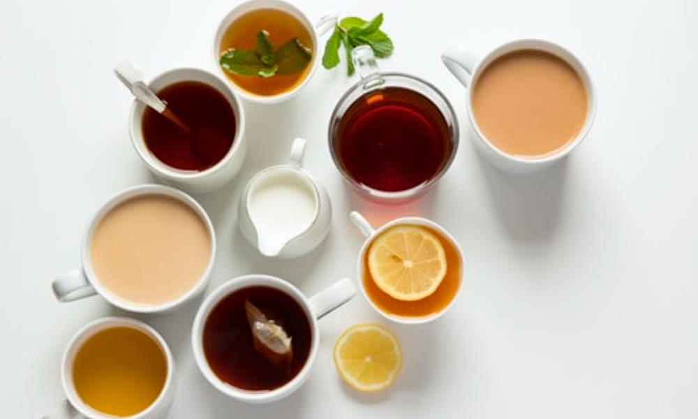 Tea as a remedy for insomnia