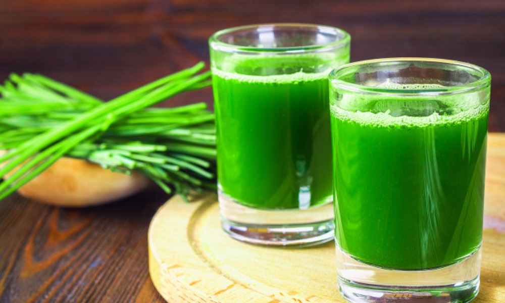 Wheatgrass amazing health benefits