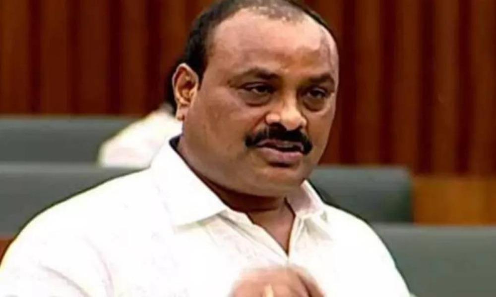 high court granted bail to achennaidu