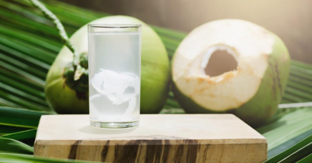 Health Benefits of Coconut Water