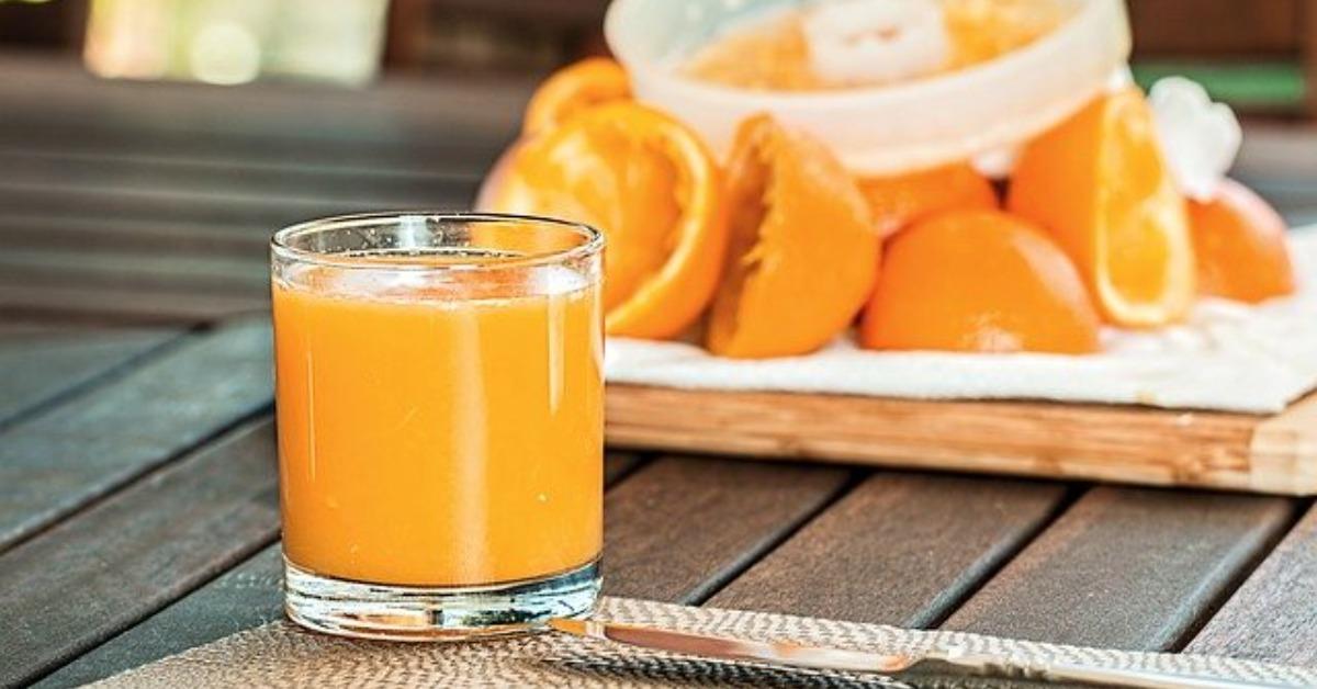 orange juice good for Constipation Relief