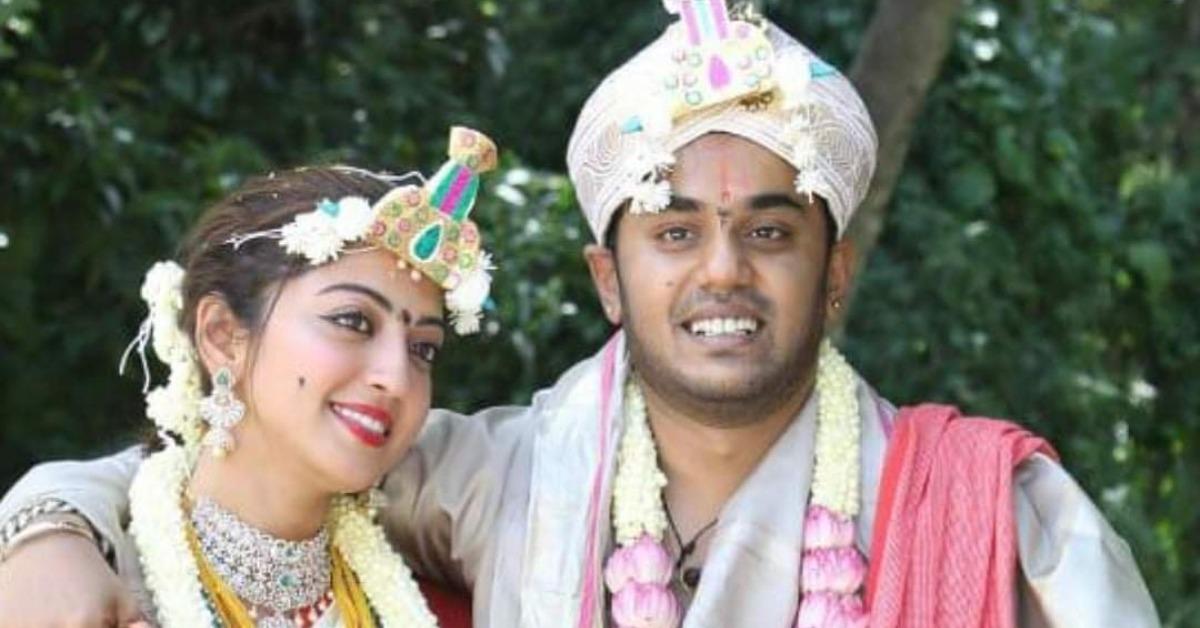 Pranitha Subhash marries