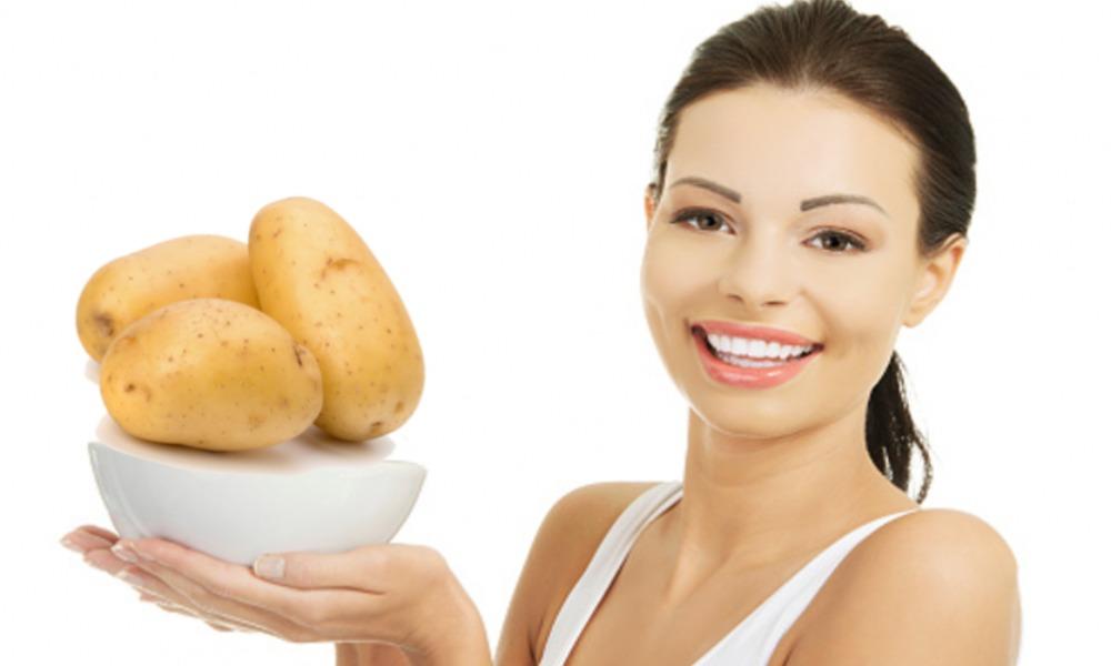 Skin benefits of potato