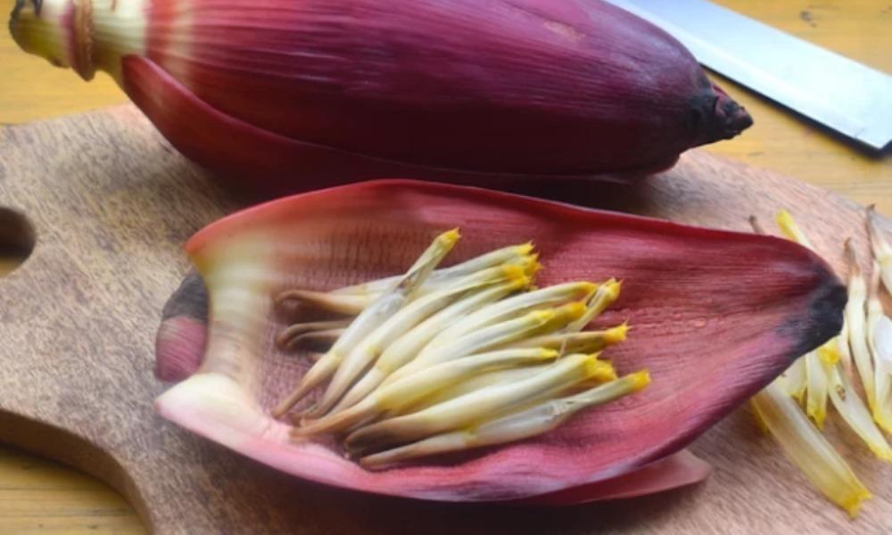 Health Benefits of Banana Flower in telugu